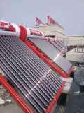 Qirui Solar Water Heater in China 01