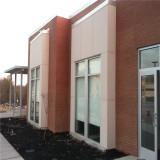 Aluminium honeycomb Exterior wall