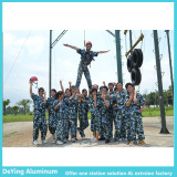 DeYing Aluminum team malitry trainning