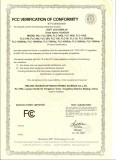 FCC Certification for Flexible LED Curtain