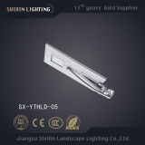 60w integrated solar powered led street light all in one