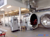 To Sweden: 2200X10000mm Composite Autoclave in 2014