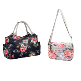 Retro Pastoral Canvas Handbag Shoulder Bags
