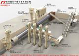 4 sets of DG350 granulation line
