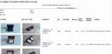 Catalog of porpular leather jewelry box