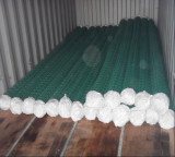 Wholesale 6 foot vinyl coated chain link fencing /chain wire fencing in rolls
