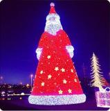 LED Santa Xmas Lights for Outdoor Holidaydecor SM-015