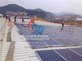 Solar panel workshop