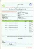 Product Certificate of Inkjet Printer
