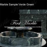Marble Sample Verde Green