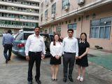 India client visit Jaten Instrument Company
