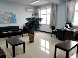 Hebei Huaqi Factory office room view