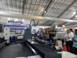 PRATIC Machines Shown in HCMC Vietbuild