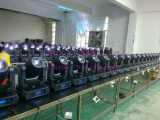 200w spot moving head testing pictuires