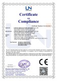 EMC Directive with CE Certificate 01