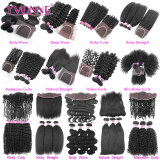 3Pcs+1Pc Virgin Hair Bundles With Closure