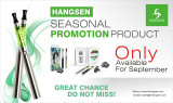 Seasonal Promotion Product on September
