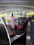 Antique Tourist Boat in Putrojaya, Malaysia