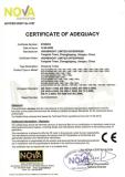 HBE CE Certificate