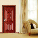 High Quality and Competitive Price Painted Steel Door (sx-4-5505)