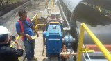 TORK drive gearbox using for Indonesian coal mill factory