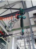 Which hoisting machinery can bear the severe rectification?