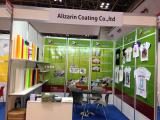 Alizarin Heat Transfer Paper Exhibition in Japan