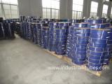PVC discharge hose stocks