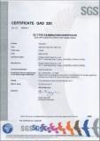 M30 certificate