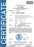 CE/EC certification of Desktop Explosive Trace Detector HD600