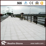Grey Granite Paving Tiles Projects of River Bank