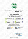 GMC Certification of Foshan Top Furniture Factory