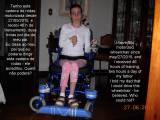 JBH electric wheelchair show