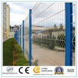 High Quality PVC Coated Welded Garden Fence Panels