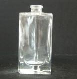 glass empty bottle