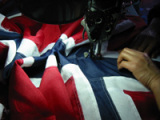Stitching Flags
