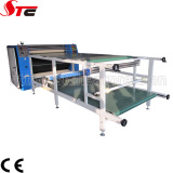 roller machine for printing cloth