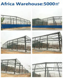 Prefab House Steel Structure Warehouse Steel Building