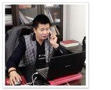 Jielai Wang( President/Inside Sales)