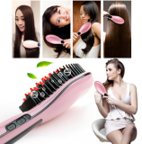 Hair straightener brush ,China Spring New Year New products for Valentine′s Day