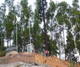 2011 Solar Wind Turbine Power System for Some Schools