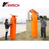 Outdoor telephone emergency telephone G3000 from kntech