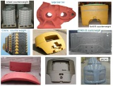 Vacuum foundry products