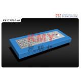 Deskmount Kiosk Metal Keyboard with IP65 Certification