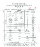 """""""NATIONAL TEST REPORT"""" INTERIOR USAGE( PAGE 3)"""