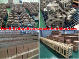 The warehouse is a proof of the company′s strength and resources
