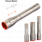 Zoom 5W Aluminum LED Flashlight (11-1T1602)