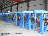 High Speed Disperser Mixer at Our Factory
