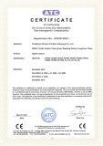 SINOWON CE Certificate of Digital Readout 1