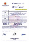 CE Certificate (Mixing Room)